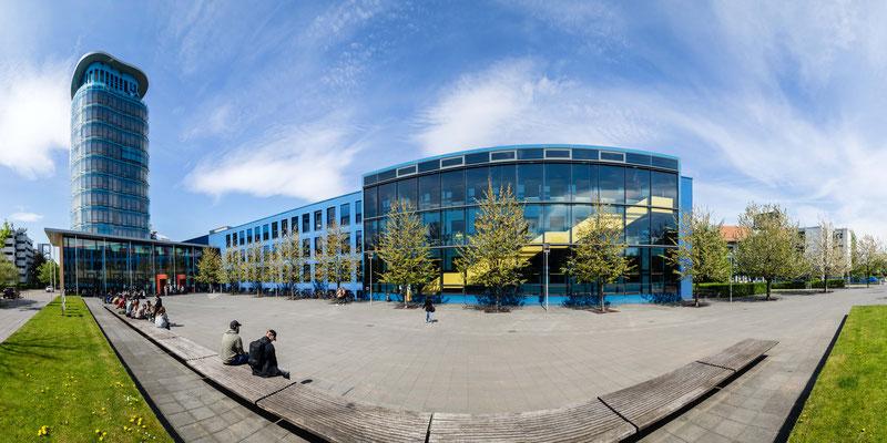 SRH-Campus. Wieblingen.