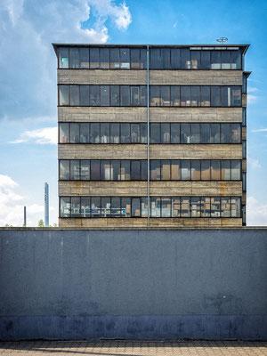 Mannheim - Industriehafen XIII