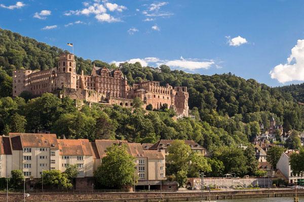 Heidelberger Schloss.