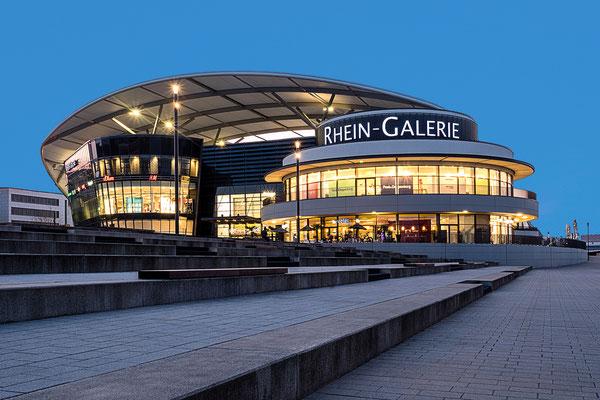 Ludwigshafen - Rheingalerie