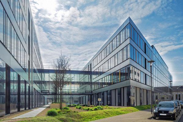Mannheim - Glücksteinquartier