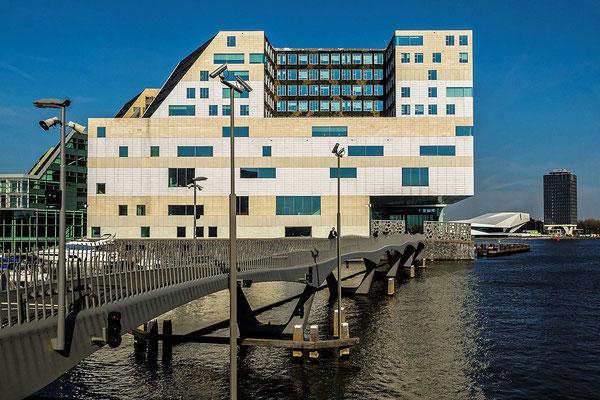 Amsterdam. Ij-Dock. II