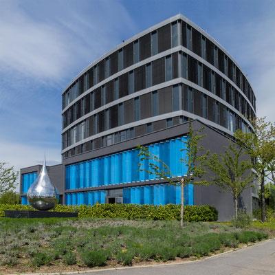 Prominent-Building. Wieblingen.