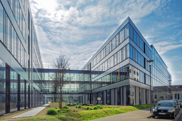 Mannheim - MAFINEX-Technologiezentrum