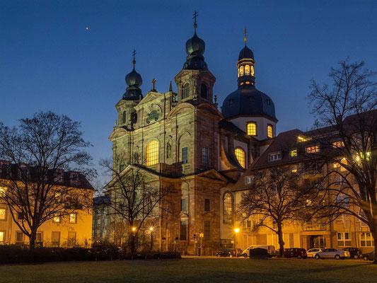 Mannheim - Jesuitenkirche