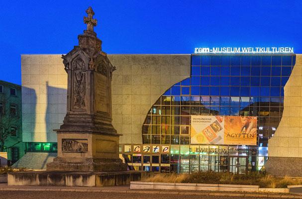 Mannheim - Reiss-Engelhorn-Museum