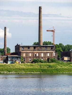 Mannheim -  Industriehafen VII