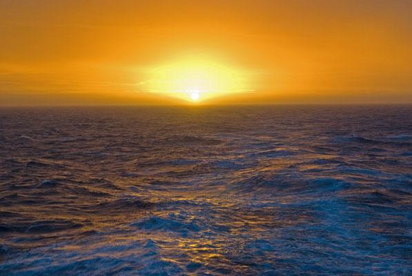 Somewhere in the Antarctic Sea