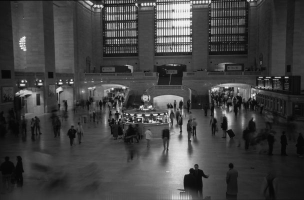 Grand Central Station New York 1999