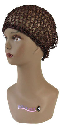 AFRICAN AFRI HAIR NET DARK BROwn