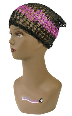 African Afri Hair Net Mix Dark