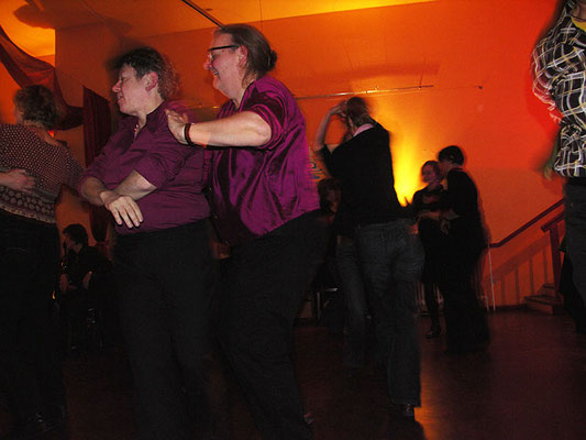 "13.12.2009 - ""Coffee to dance"" - Tanzcafé in der BEGiNE"