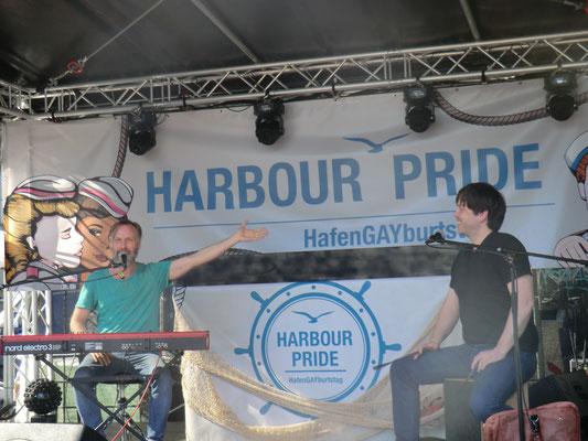 Harbour Pride, Foto: Jochen Heuck