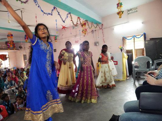 Anbetungsgottesdienst mit Tanz