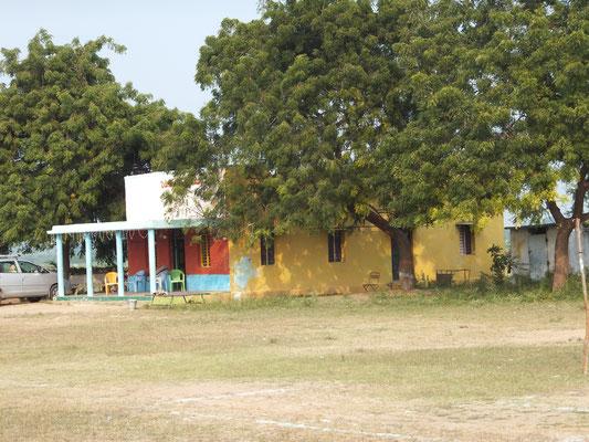 Die Gemeinde am Kinderheim