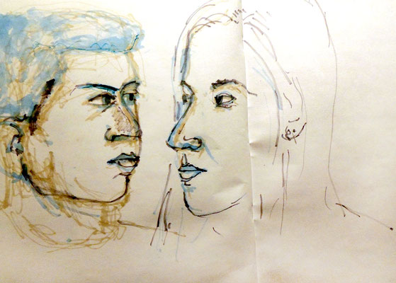 Naji und Shania von Fredi