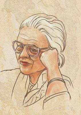 Rosmarie von Martin (Sketchbook Pro auf Galaxy Note 10.1)