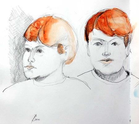 Ben und Marlon von Chrigu