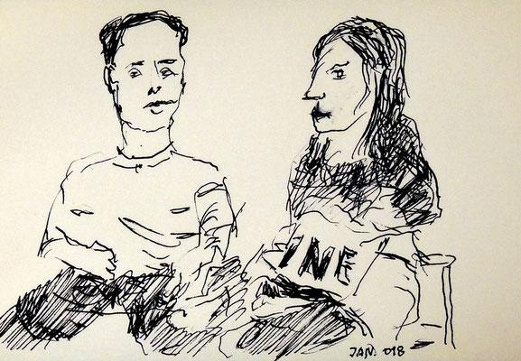 Naji und Shania von Heinz I.