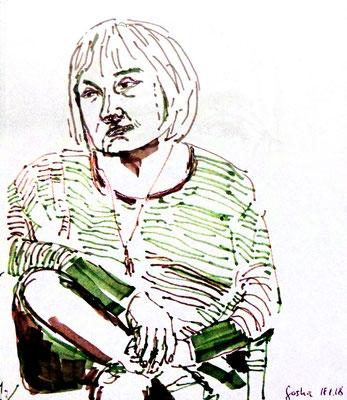Malgorzata von Fredi