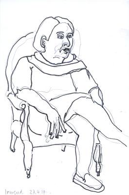 Irmgard von Fredi
