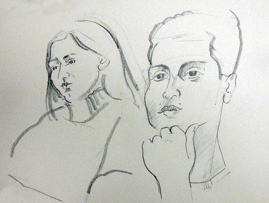 Naji und Shania von Fritz