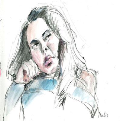 Melia von Rosmarie
