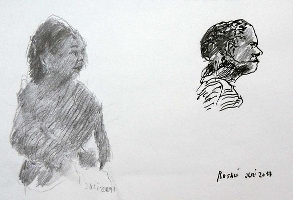 Rosali von Heinz I