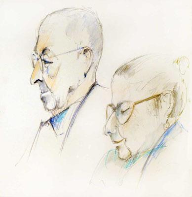 Jean-Luc und Elisabeth von Rosmarie