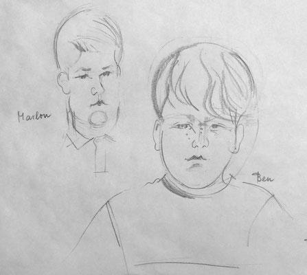 Ben und Marlon von Fritz