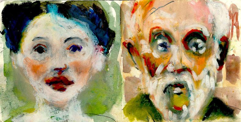Chiara und Fritz von Corina