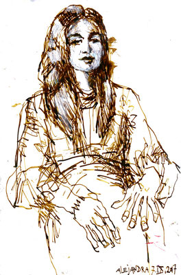 Alejandra von Corina