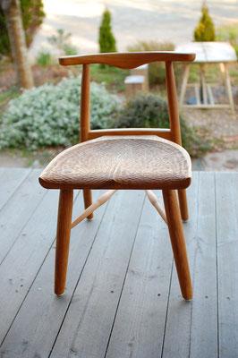 木の椅子 シンプル 軽い