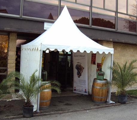 Tente 3mx3m