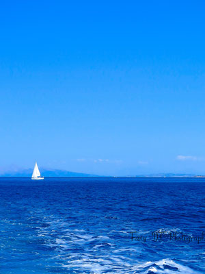 traversée en bateau