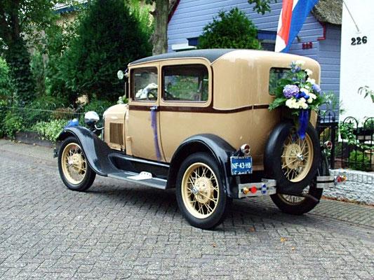 Klassieke auto huren