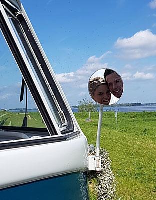 Klassiek VW Busje huren