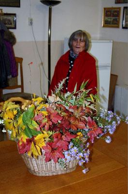 Floristikabend mit Vera Wünschendorf Elster