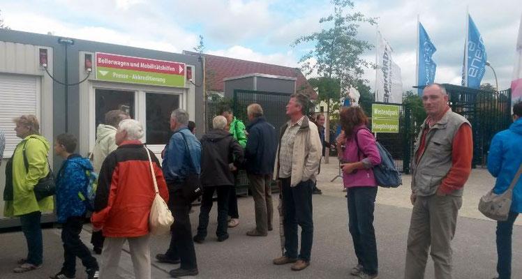 Wünschendorf Heimat- und Verschönerungsverein Wünschendorf/Elster Thüringer Landesgartenschau Schmalkalden