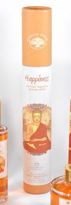 Happiness Duftserie Räucherstäbchen