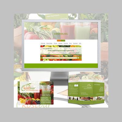 Corporate Design/ Print & Webdesign