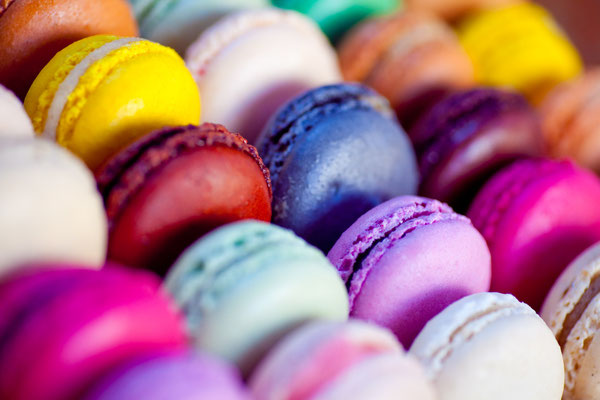 "flickr.com ""Macarons"" by Julien Haler (license: https://creativecommons.org/licenses/by/2.0/legalcode;  Modifications made: Cropped photo)"