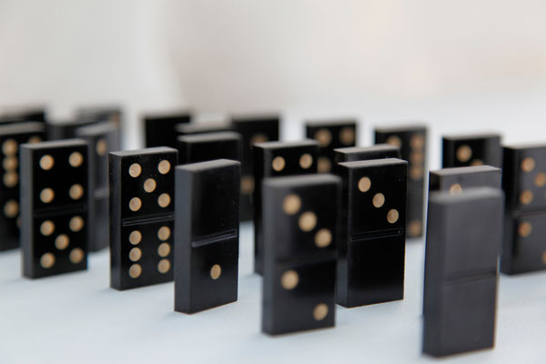 "flickr.com ""Domino´s"" by David Pacey (license: https://creativecommons.org/licenses/by/2.0/legalcode;  Modifications made: Cropped photo)"