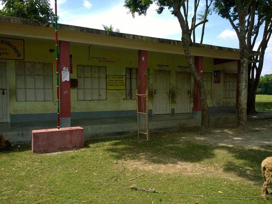 Außenbereich Kakrabunia Primary School