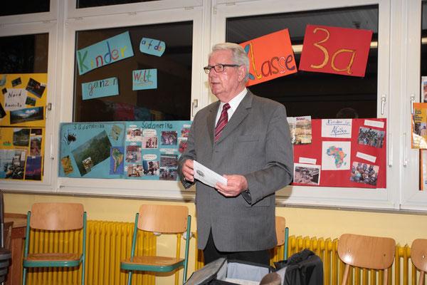 Bürgermeister Hans-Alfred Plötner betonte die Verbundenheit der Gemeinde mit dem Museum
