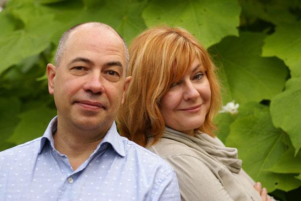 Olga und Eugen Fischer