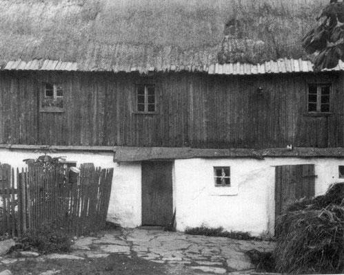Weber- und Bauernhaus
