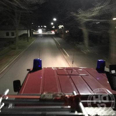 Schafflund City - die Feuerwehr im Einsatz