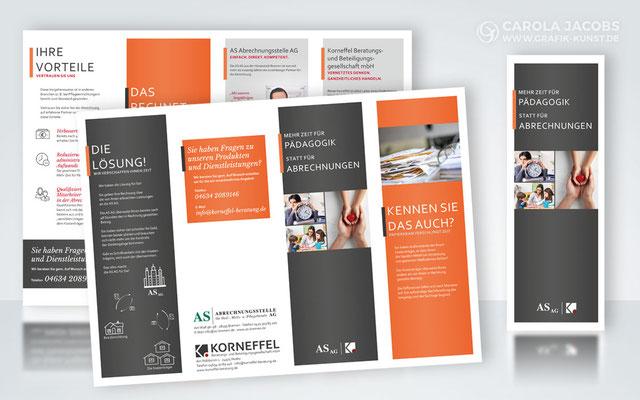Korneffel-Beratung - Web und Print