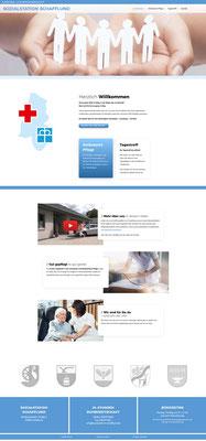 Sozialstation Schafflund Web